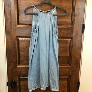 Bella Dahl Women's Tencel Halter Dress